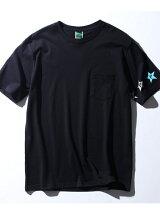 POPAYE×BASECONTROL STARLINE Tシャツ