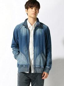 【SALE/50%OFF】YANUK Men's YANUK/(M)トラックジャケット ディヴィニーク コート/ジャケット【RBA_S】【RBA_E】【送料無料】