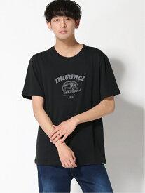 【SALE/30%OFF】Marmot (M)CAMPER H/S CREW マーモット カットソー Tシャツ ブラック パープル イエロー ネイビー ホワイト