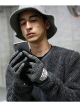 【スマホ対応】ハリスツイード 別注 グローブ(手袋)