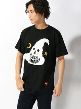 BLACK HUMOURS by Jody Barton / Skull Witch Tee ビームス