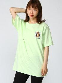 X-girl KOZIK BUNNY S/S MENS Tシャツ エックスガール カットソー【送料無料】