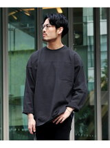 【alvana / アルヴァナ】 ULTIMATE HARD FOOTBALL TEE SHIRTS