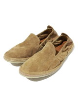SINGH AND SON × BEAMS / 別注 KISHTEE SLIP ON Begin掲載