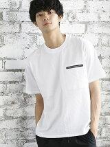 【CSW】アスレチックポケットTシャツ