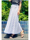 【SALE/32%OFF】JILLSTUART ◆マノアサテンスカート ジルスチュアート スカート スカートその他 ブルー ブラウン【送…