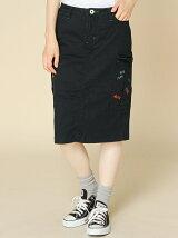 (L)カーゴタイトスカート