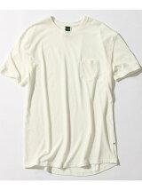 【ユニセックス】ビッグシルエット ポケットTシャツ