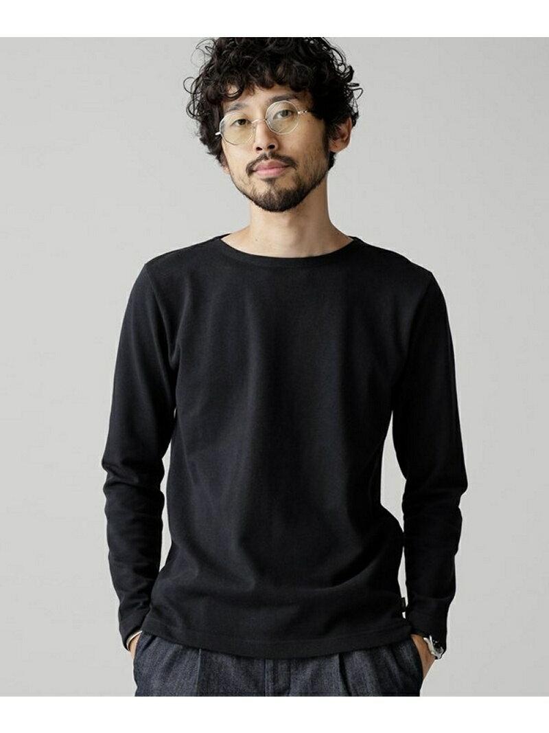 【SALE/10%OFF】アメリカンコットンバスクTシャツ L/S ナノユニバース カットソー【RBA_S】【RBA_E】【送料無料】
