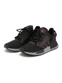 【SALE/30%OFF】adidas Originals (U)NMD_R1.V2 アディダス シューズ スニーカー/スリッポン ブラック ホワイト【送料無料】