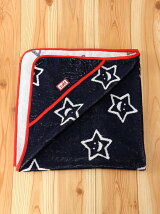 STAR TERRY CLOTH AFGHAN