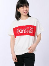 COCA-COLA BYXG SS SW/Tシャツ/コカコーラ