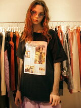 YOUTH in LONDON NEWS PAPER TEE