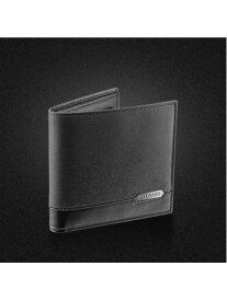 BVLGARI セルペンティ スカリエ マン 二つ折り財布 ブルガリ 財布/小物 財布 ブラック【送料無料】