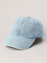NEW HATTAN/(U)NEW HATTAN/DENIM BB CAP