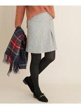 ポケット台形スカート