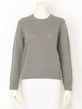 british wool sidezipper pullover