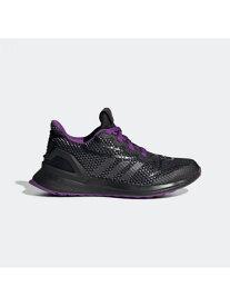 【SALE/50%OFF】adidas Sports Performance MARVEL ブラックパンサー K アディダス スポーツ/水着 ランニングシューズ