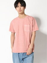 Good On/(M)GO S/S CREW NECK POCKET T-SHIRTS