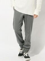 (M)ACTIVE PANT CHALK STRIPE