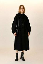【SALE/50%OFF】SLY A LINE SHAGGY WOOL コート スライ コート/ジャケット コート/ジャケットその他 ブラック ベージュ【送料無料】