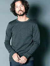 TENCEL STRETCH W FACE KNITSAW C/N L/S