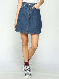 BROWNY STANDARD/(L)デイリー台形ミニスカート ウィゴー スカート