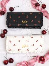 FRILL cherry wallet