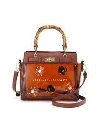 JILL by JILLSTUART |美人百花7月号掲載||Ray7月号掲載|◆バンブーフラワ ジル バイ ジルスチュアート バッグ【送料無料】