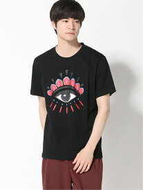 【SALE/30%OFF】KENZO (M)FES19 Classic Eye Tee ケンゾー カットソー Tシャツ ブラック【送料無料】