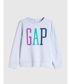 【SALE/24%OFF】GAP (K)Gapロゴスウェット ギャップ カットソー キッズカットソー ブルー ブラック