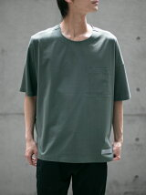 ATTACHMENT/HIGH GAUGE JERSEY TECHNICAL T-SHIRT