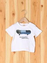 パッチワークボードTシャツ