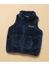 【ROPE' PICNIC KIDS】【Champion】FLEECE VEST
