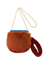 3way Mix Fur Bag