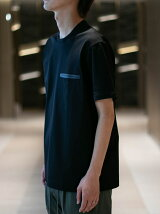 ATTACHMENT/PONTE JERSEY TECHNICAL T-SHIRT S/S