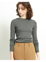maturely / Cotton Modal Twist Long Sleeve