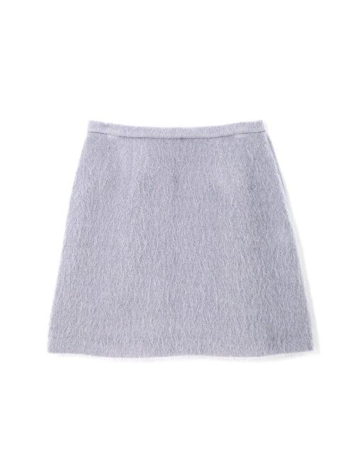 エアリーシャギースカート