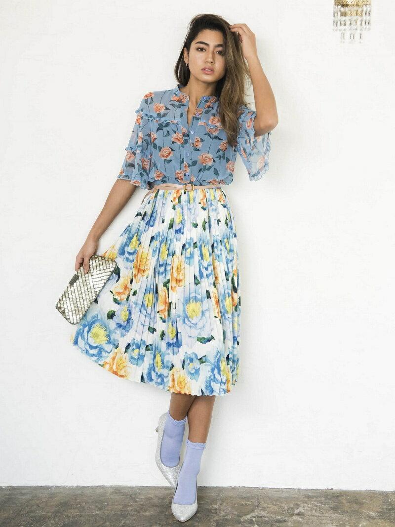 Million Carats flower mixワンピース[DRESS/ドレス] ミリオンカラッツ ワンピース【送料無料】