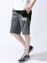 【ユニセックス】(U)A77トレーニングハーフパンツ