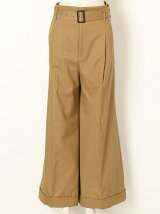 ultimate pima twill super wide pants