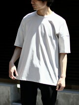 ATTACHMENT/30/1 MERCERIZATON HIGH TWIST T-SHIRT S/S