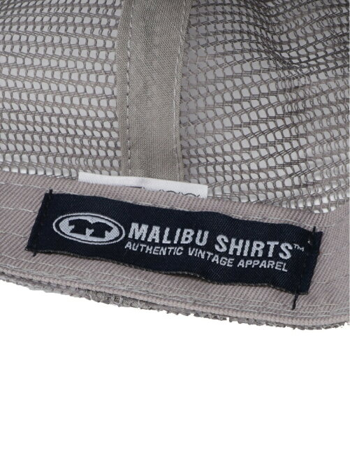DEAD TOUR TRUCKING/(W)【MALIBU SHIRTS】メッシュキャップ
