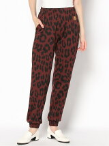 (W)Guepard Jacquard Track Pant W