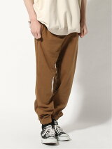 (M)Simple Carbonized Fleece Joggers
