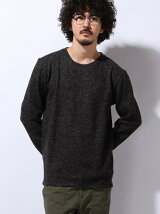 KNIT-SEW-CREW-NECK