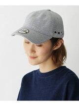 【WEB限定】スター刺繍 ローキャップ33009
