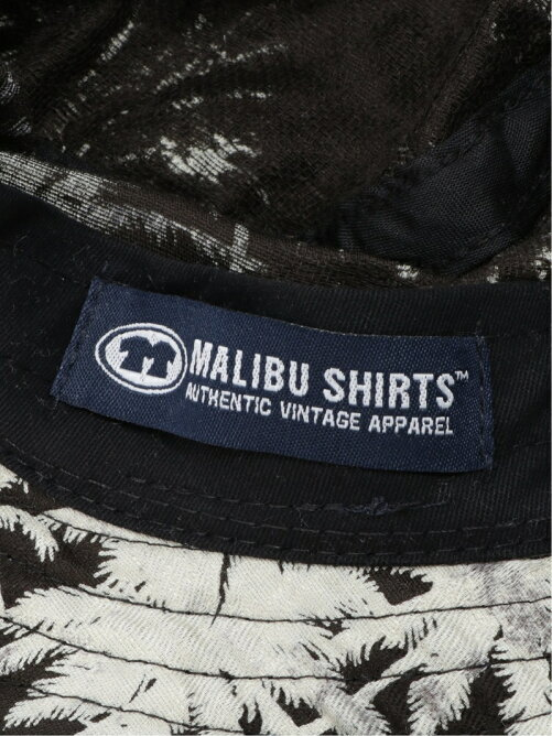 DEAD TOUR TRUCKING/(W)【MALIBU SHIRTS】アドベンチャーハット