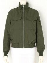 peach taffeta G-8(WEP)jacket