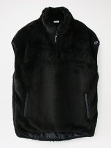 【Champion】WOMEN SHERPA FLEECE VEST CW-S608